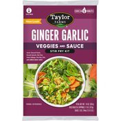 Taylor Farms Ginger Garlic Vegetable Stir Fry Kit