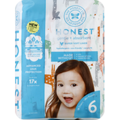 The Honest Company Diapers Size 6