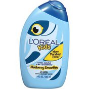 L'oréal Kids Blueberry Smoothie 2-in-1 Shampoo