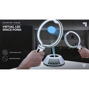 Sharper Image Virtual LED Space Pong