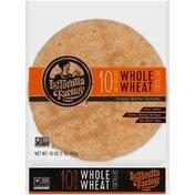La Tortilla Factory Soft Taco Size Whole Wheat Tortillas
