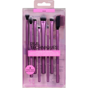 Real Techniques Eye Brushes