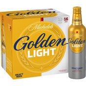 Michelob Golden Light Draft Beer