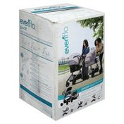 Evenflo Modular Travel System, with Safemax Infant Car Seat