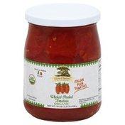 Orto D Autore Tomatoes, Organic, Whole Peeled