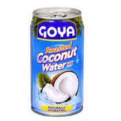 Goya Roasted Coconut Water, with Pulp