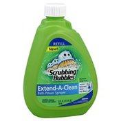 Scrubbing Bubbles Power Sprayer, Bath, Extend-A-Clean, Refill