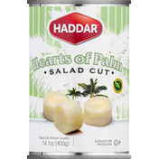 Haddar Hearts of Palm, Salad Cut