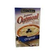 Best Choice Original Instant Oatmeal