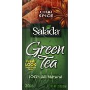 Salada Green Tea, Chai Spice