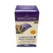 New Chapter Coenzyme B Food Complex Dietary Supplement