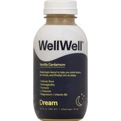 WellWell Adaptogen Drink, Dream, Vanilla Cardamom