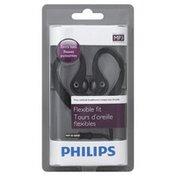 Philips Headphones, Earhook