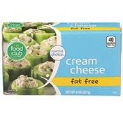 Food Club Fat Free Cream Cheese