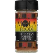 Mola Foods Spices Blend, Ethiopian Inspired, Jar
