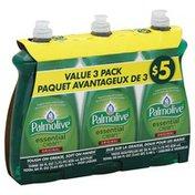 Palmolive Dish Liquid, Original, Value 3 Pack