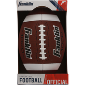 Franklin's Teleme Football, Official Size