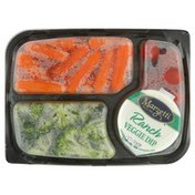 Taylor Farms Vegetable Snack Tray, Carrots, Tomatoes, Broccoli