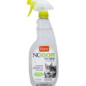 Hartz Litter Spray, No Odor