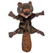 Leaps & Bounds Wildlife Flying Beaver Dog Toy