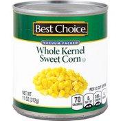 Best Choice Vacuum Pack Crisp Sweet Corn