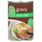 Food Club Classic Beef Gravy