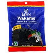 Eden Foods Wakame, Instant Sea Vegetable
