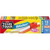 H-E-B Slider Freezer Bags