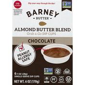 Barney Butter Almond Butter Blend Chocolate
