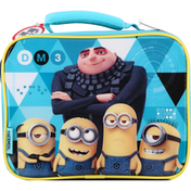 Thermos Lunch Kit, Insulated, Despicable Me 3