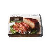 F&S Homestyle Meatloaf With Sweet Tomato Sauce