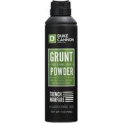 Duke Cannon Supply Co. Foot & Boot Spray, Grunt Powder