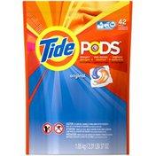 Tide Original Scent Pods Liquid Laundry Detergent Pacs