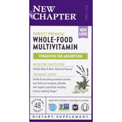 New Chapter Multivitamin, Whole Food, Vegetarian Tablets