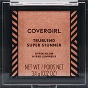 CoverGirl Highlighter, Trublend, Super Stunner, Hyper-Glow, Gilded Glory 590