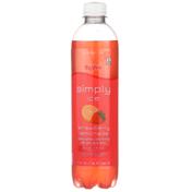 Hy-Vee Simply Ice, Strawberry Lemonade Flavored Sparkling Water Beverage