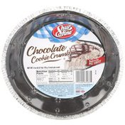 Shurfine Chocolate Cookie Crumb Ready-to-eat Pie Crust