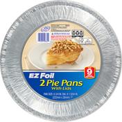 EZ Foil 8-3/4 in. x 1-9/64 in. Pie Pans