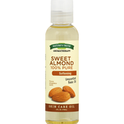 Nature's Truth Skin Care Oil, 100% Pure, Sweet Almond