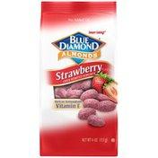 Blue Diamond Almonds Strawberry Almonds