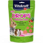Vitakraft Watermelon Flavor Rabbit, Guinea Pig & Chinchilla Treat