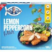 High Liner Lemon Peppercorn Fillets