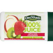 Old Orchard 100% Juice, Apple Kiwi Strawberry