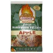Cook's California Champagne Hardwood Pellets, Premium, Apple