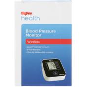 Hy-Vee Wireless Blood Pressure Monitor