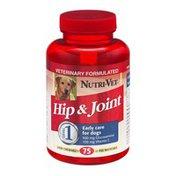 Nutri-Vet Hip & Joint Liver Chewables - 75 CT