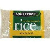 Valu Time Enriched Long Grain Rice
