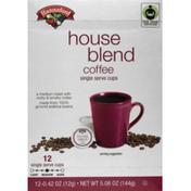 Hannaford House Blend Coffee Single Serve Cups