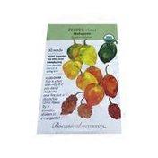 Botanical Interests Organic Habanero Chile Pepper Seeds