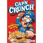 Cap'N Crunch Regular Cereal